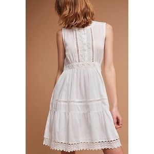 Anthropologie dRA Delicate Lace Dress